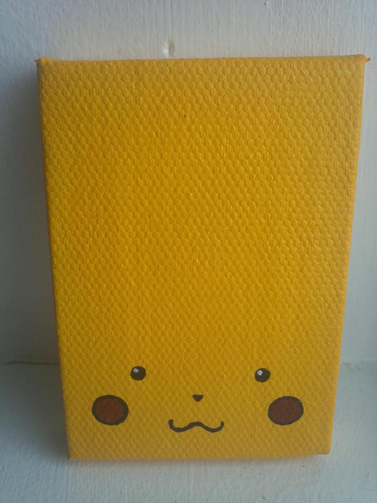 Pikachu by XavalonX