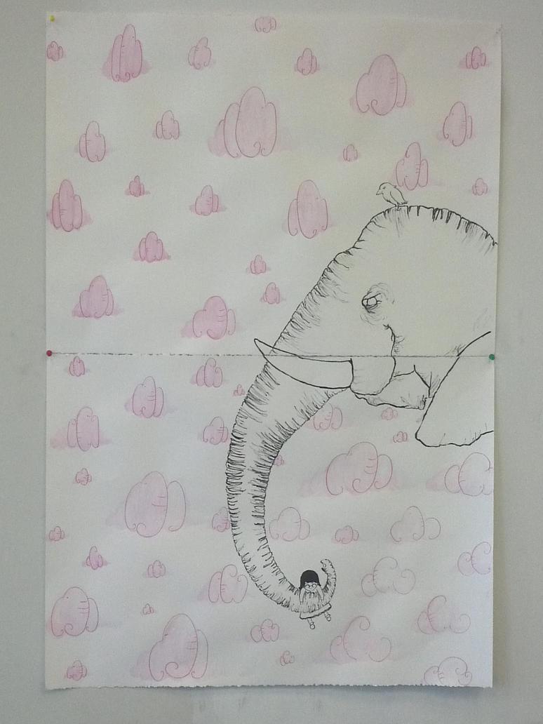Elephant by XavalonX