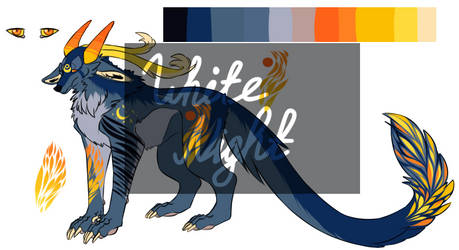 Wolf Adoptable Auction [Open]