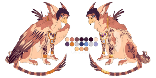 Gryphon Adoptable Auction [Open]