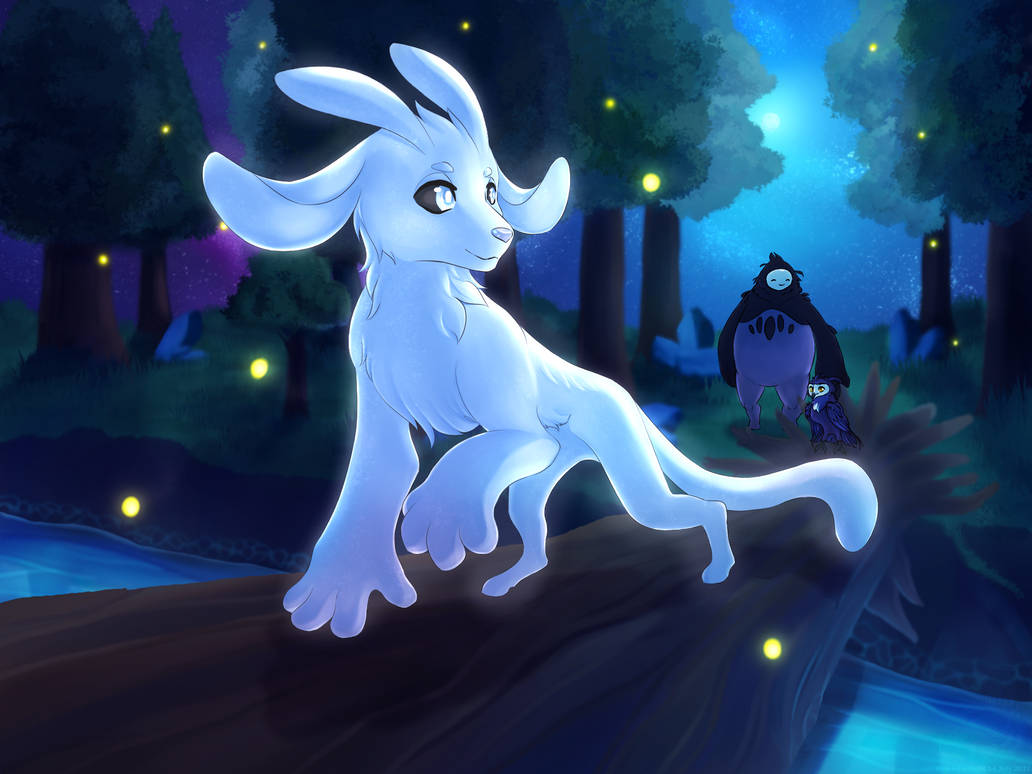 Ori and the will of the wisps fanart