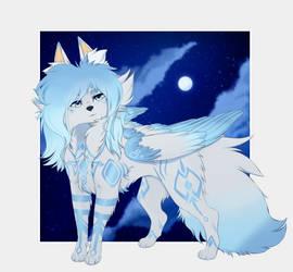 Cutie wolfie Lola