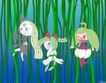 Pokeblub 2 4/10 - Stuck in the Aquatic Forest