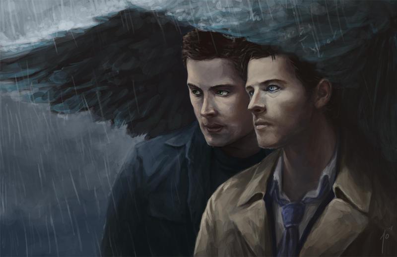 Under Midnight Wings by JoannaJohnen