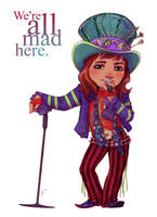 MadTParty Hatter by JoannaJohnen