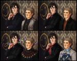 Sherlock Set and Omake
