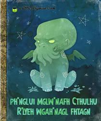 A Lovecraftian Goldenbook by JoannaJohnen