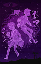 Welcome to Night Vale by JoannaJohnen