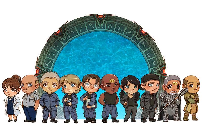 Wallpaper Love Vala : Stargate SG1 Heroes [commission] by JoannaJohnen on DeviantArt