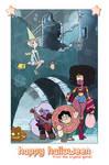 Steven Universe Halloween Card