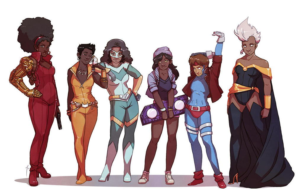 misty_knight_vixen_virtue_skyboarder_rocket_storm_by_joannajohnen-d70vjer.jpg