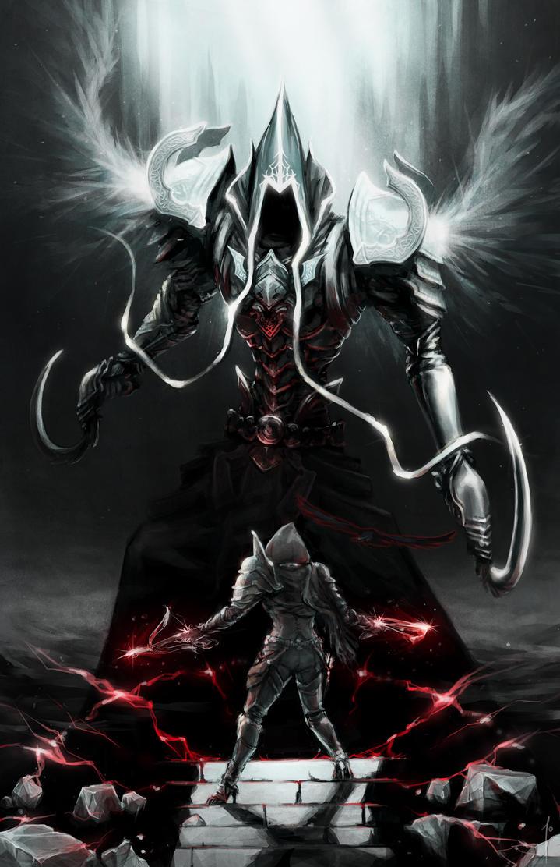 Diablo III - Reaper of Souls by JoannaJohnen