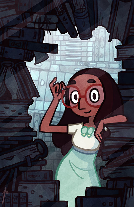 I did a piece with Jamie/Lion/Steven/Connie, but I wanted to give Connie one on her own too cuz she's definitly one of my favorite characters in the series. medium: photoshop cs6 tumblr: