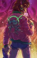 D.Va Bomber Jacket by JoannaJohnen