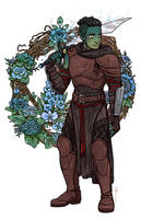Flowers for Fjord by JoannaJohnen