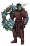 Flowers for Fjord