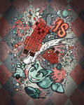 Happy Birthday Deviant Art! by JoannaJohnen