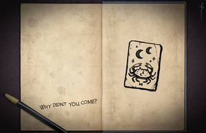 Jester's Sketchbook - spread 31 by JoannaJohnen