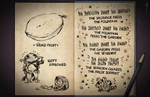 Jester's Sketchbook - spread 43