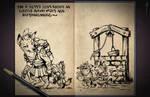 Jester's Sketchbook - spread 58 by JoannaJohnen