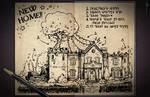 Jester's Sketchbook - spread 68