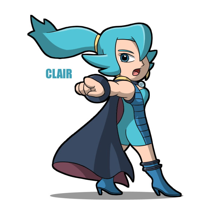 Clair By Toonyoungster On Deviantart