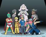 XYZ Ash's Team