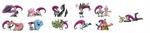 The Many Pokemon of Jessie by ToonStarterz