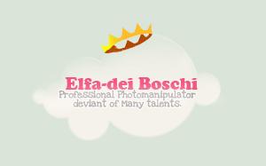 Elfa-dei-boschi's Profile Picture
