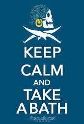 Keep Calm - Isabela