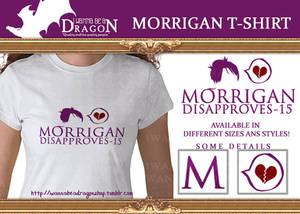 Morrigan Dragon Age t-shirt