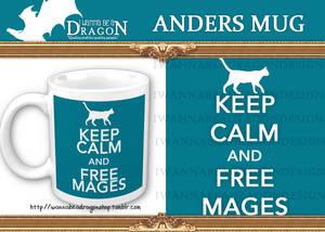 Dragon Age Mages mug