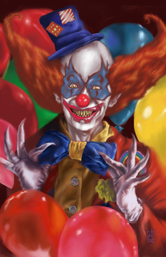 Pennywise by AnthonyHightower
