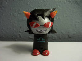 Terezi Clay Figure by Rainy-bleu