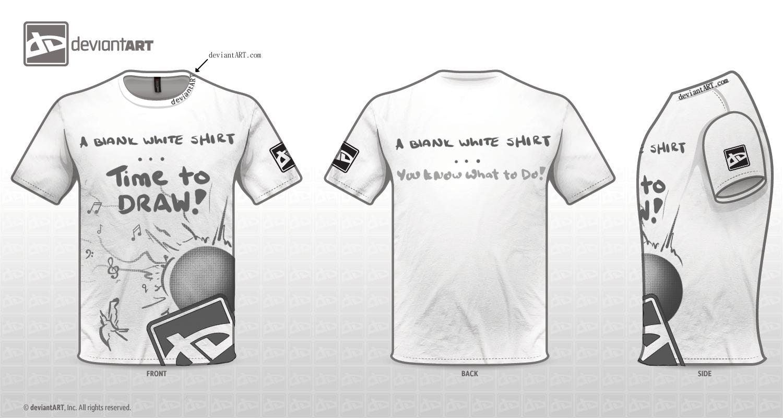 Shirt design contest -  Draw Shirt Design Contest By A R T 3 M I S