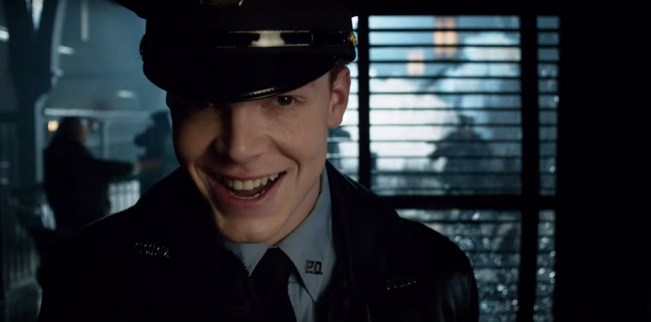 Gotham Film series' smile 3 by Sicilium