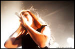 Simone Simons. Live Norway 12