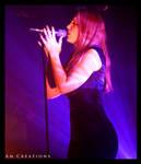 Simone Simons. Live Norway 23