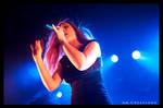 Simone Simons. Live Norway 24