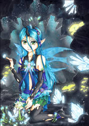 Dream of Diamonds by Yutaki