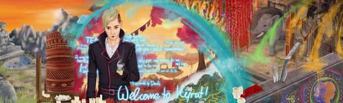 Welcome to Kyrat by Yutaki