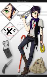Xcontracts Application - Iodine Giftig by Yutaki