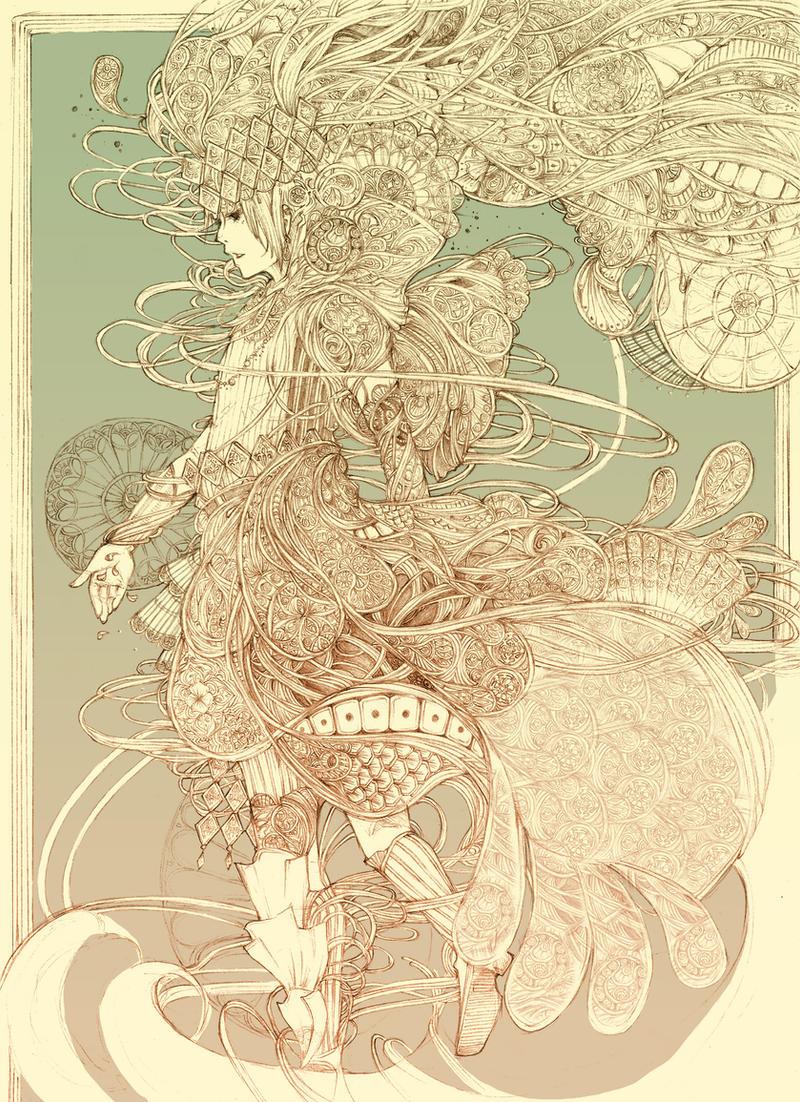 KOI NO BAKANSU by Scraps-alchemist