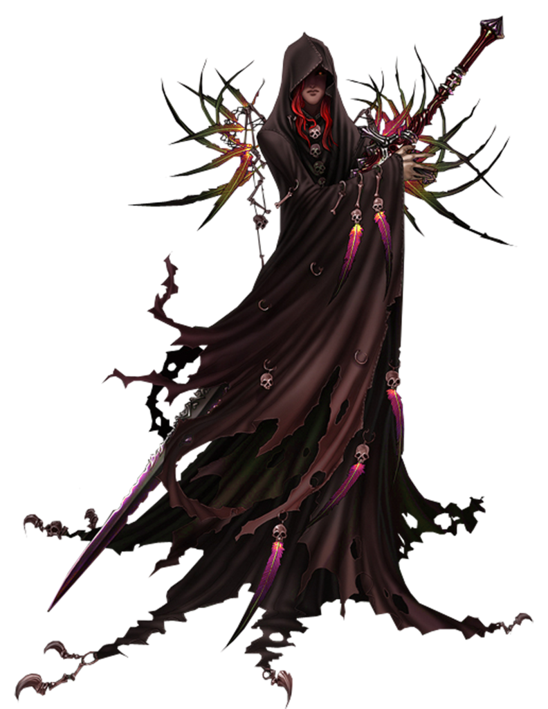 Reaper Vector by Darkness1999th on DeviantArt