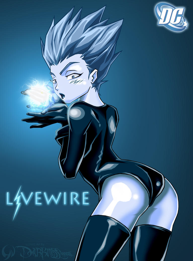 DC Livewire by Darkness1999th