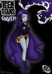DC Teen Titans  Raven