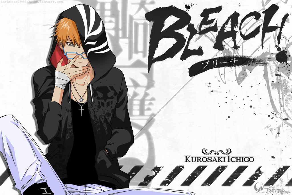 Bleach - Kurosaki Ichigo by Darkness1999th