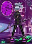 Cyberpunk Bass