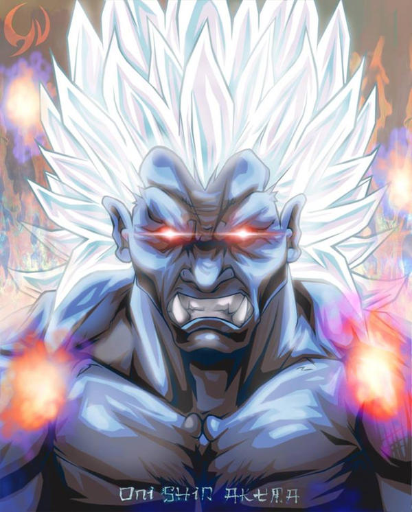 Oni Shin Akuma by Darkness1999th