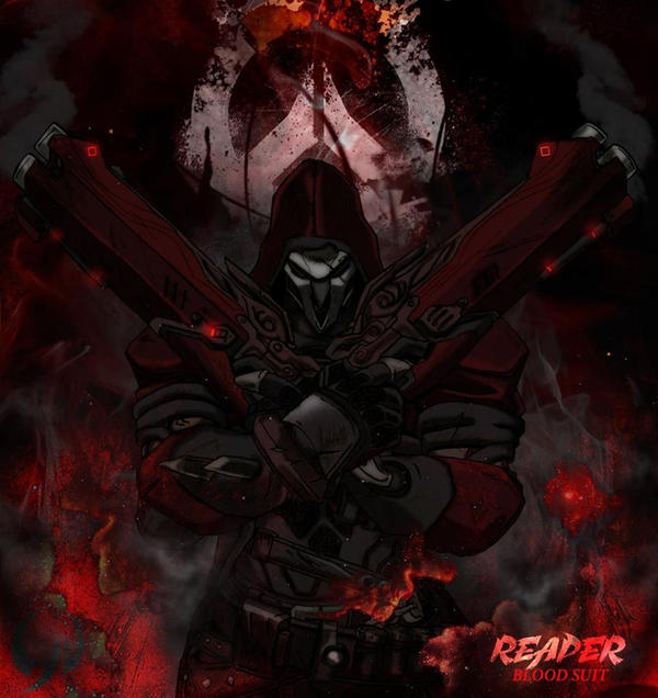 Reaper Blood Suit by Darkness1999th